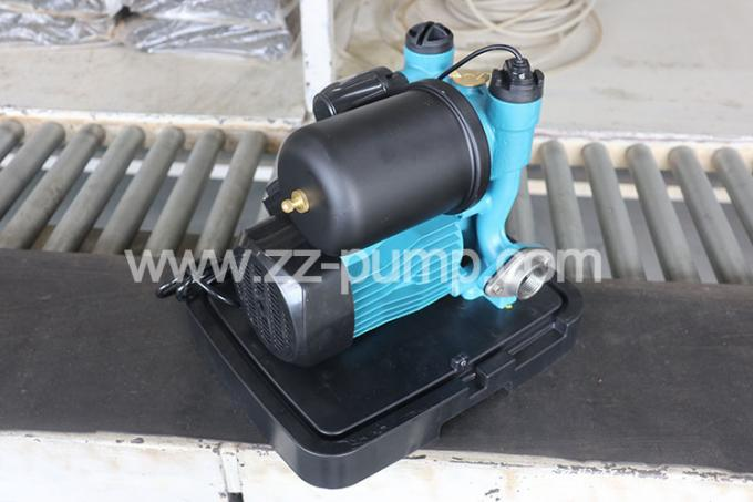 "Household Automatic Water Pump 1.5 "" X 1.5 "" Pipe Size 2 L Tank Single Phase"