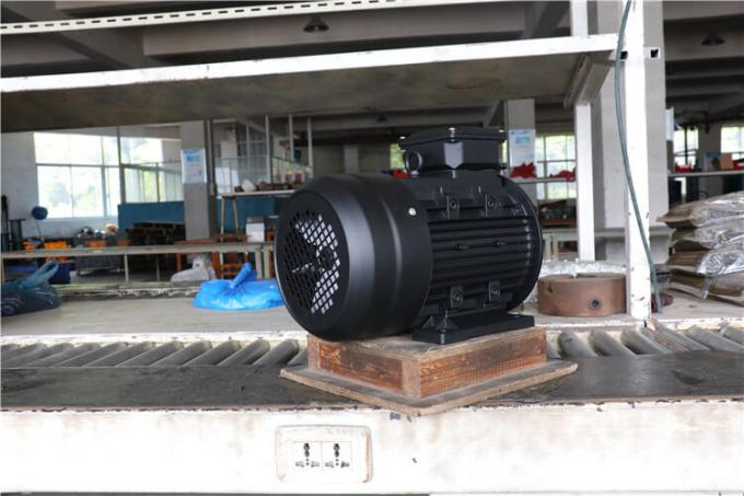 Hollow Shaft Three Phase Asynchronous Motor Hs100L2-4 Clockwise Rotation Direction
