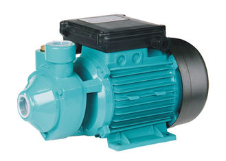 China 0.5HP 0.37KW Peripheral Vortex Clean Water Pump With Iron Cast Pump Body For Home supplier