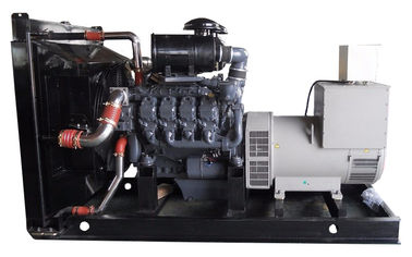 China Open Diesel Generating Set Deutz With Stamford Standby Power 253kva/202kw 400v 50hz supplier