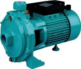 China 3HP High Output  Multistage Centrifugal Pump For Vegetable Farm , 150L/Min Max Flow supplier