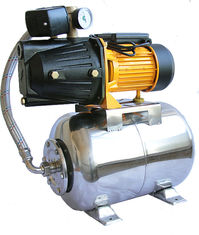 China Household Self Suction Automatic Water Pump 1 HP 0.5KW Circulation Pump supplier
