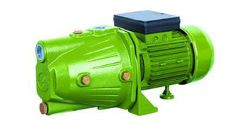 China Self Priming Jet Commercial Electric Water Pump For Underground Water Wells supplier
