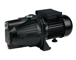 China Household Electric Self Priming Jet Pump 0.5hp / 0.37kw For Handling Clean Water supplier