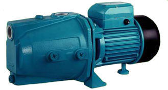China Excellent Suction Up To 80 Meters Self Priming Jet Pump For Shallow Well Pumping 1.5HP supplier