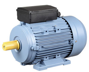 China Aluminium Housing 1 Phase Induction Motor With Capacitor - Start 0.25HP - 10HP supplier