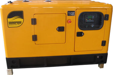 China 300kva Soundproof Cabinet Silent Diesel Generator NTAA855-G7 supplier