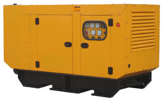 China Mobile Silent Diesel Generator Set Portable Stamford HCI 544C supplier