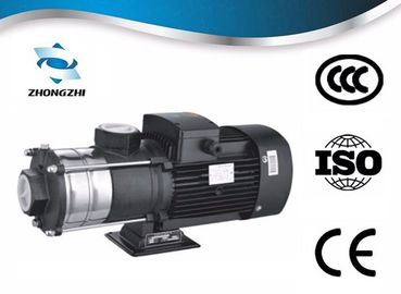 China 2-6 Stage Horizontal Multistage High Pressure Centrifugal Pump For Reverse Osmosis System supplier