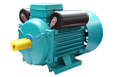 China Low Start Torque Single Phase Electric Motor 2.2 KW Lower Power Consumption supplier