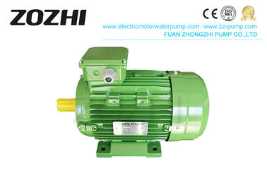 China IE3 MS802-2 1.1KW 1.5HP Three Phasee MS series Aluminum Housing Motors supplier