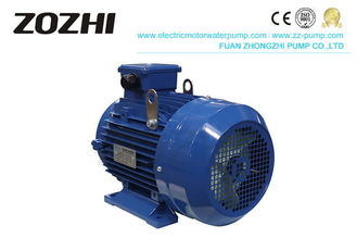 China 380v 1hp 750 Watt Three Phase Induction Motor High Reliability For Cutting Machine supplier