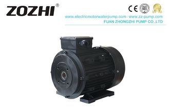 Three Phase 2 Pole 3000Rpm Electric Horizontal Hollow Shaft Motor For Cleaning Machine