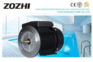 China 2 Pole Single Phase Asynchronous Motor MYT Series 0.75KW 1HP Enclosed Fan Cooling supplier