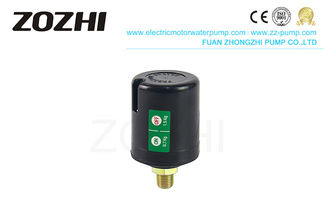 China Adjustable 1.1-1.8 Bar Easy Spare Parts Booster Pump Pressure Switch 230VAC 110VAC supplier
