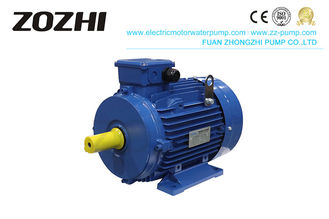 China 0.09kw 50/60Hz 3 Phase Asynchronous Motor Totally Enclosed For Wood Cutting Machine supplier