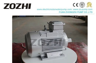 China MS100L2-4 3kw/4hp IE2 Motor , 3 Phase AC Induction Motor With Male Shaft supplier