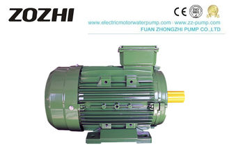 China 2HP 7.5HP 11HP Three Phase Electric Motor Rated Speed 900~2800rpm Low Vibration supplier