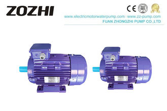 China MS Series Electric Asynchronous Motor 4 Pole IEC Standard Aluminum Housing supplier