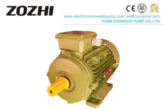 China 2.2kw 3kw 4kw 5.5kw IE3 Motor , High Efficiency Three Phase Induction Motor IP54 IP55 supplier