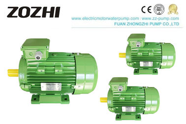China Aluminum Housing 3 Phase Induction Motor MS Series 0.75KW/1HP For Food Machinery supplier