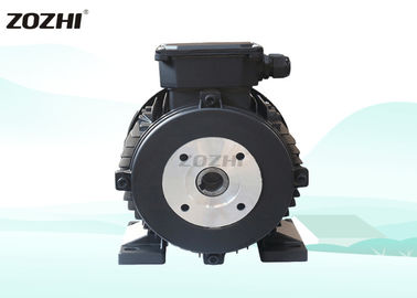 China Squirrel Cage Hollow Shaft Motor Aluminum Housing 24mm Shaft For Cleaning Machine supplier