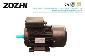 China AL Housing Single Phase Induction Motor Capacitor Start Run H Insulation Class supplier
