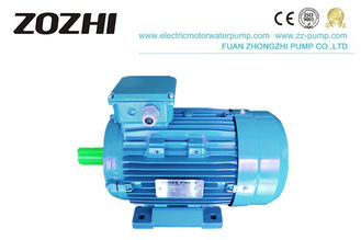 China 750W Three Phase Asynchronous Induction Motor Aluminum 4 Pole 380V MS Series supplier