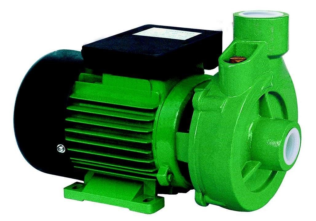 How Does An Electric Motor Work >> Electric Centrifugal Sewage Water Pump 2HP industrial ...