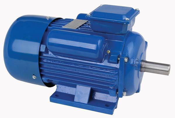Single Phase Dual - Capacitor Asynchronous Electric Motor ... on