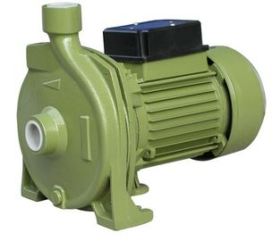 China Big Capacity Electric Centrifugal Pumps CPM-158 For Irrigate Single Phase 1HP / 0.75KW factory