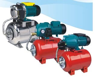 China 2HP Electric High Pressure Water Pump Cast Iron Body / Irrigation Water Pumps distributor