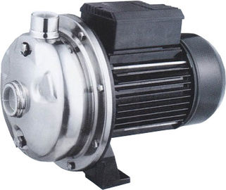 China Welding Impeller CPM Stainless Steel Submersible Pump / SS Centrifugal Pump distributor