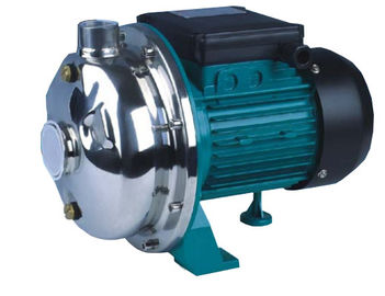 China Impeller 1HP Centrifugal Submersible Stainless Steel Water Pump Single-Phase distributor