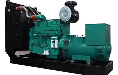 China Priming Power  360kw Cummins Diesel Generator Sets Open Type distributor