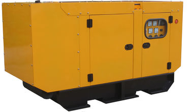 China Silent Diesel Generator With Perkins Engine 1103A-33TG1 Eith ATS distributor
