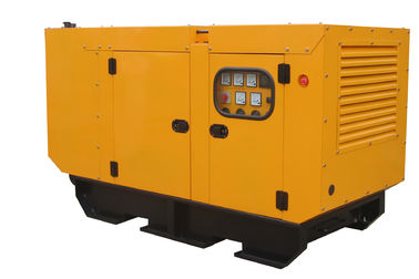 China 100KW Silent Diesel Generator With Ricardo Engine R6105IZLD factory