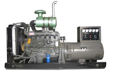 China Low Fuel Consumption Open Frame Weifang Ricardo Diesel Engine Generators With ATS Control System factory