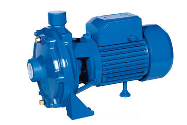 China 3Hp dual stage electric motor driven Horizontal Centrifugal Pump 130L / Min Flow Max factory