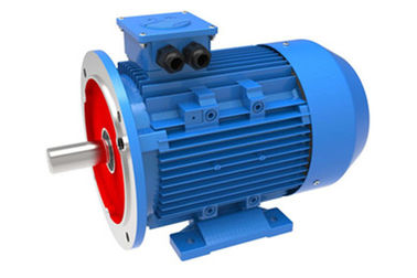 China IE1 IE2 IE3 B35 IEC Standard Motor Three Phase AC Electric Motor 7.5KW distributor