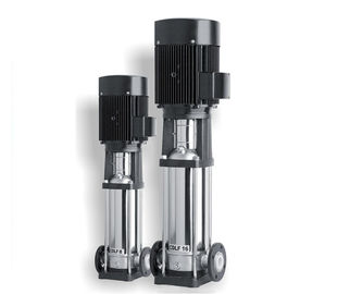 China CDLF Series 304 Stainless Steel Multistage Centrifugal Pump  Type 3 Stage distributor