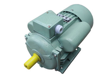 China Lightweight Single Phase Induction Motor , Single Phase Asynchronous Motor Little Noise factory