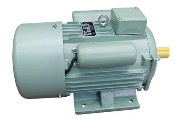 China Easy Maintenance Single Phase Induction Motor 4 Poles For High Torque Equipment factory