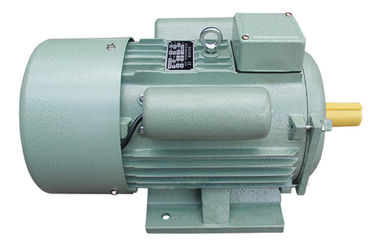 China Suitable Torque Single Phase Induction Motor 11.4 Current For Pumps / Fans factory
