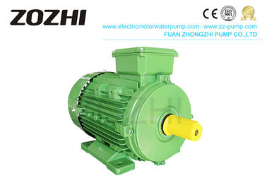 China Low Operating Speed IE2 Motor MS112M-2 4KW 5.5HP Closed Type Casing Protection factory