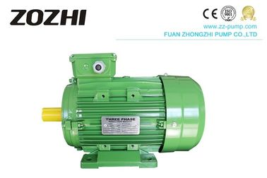 China 3 Phase Squirrel Cage High Efficiency Induction Motor Aluminium Housing 0.75kw 1Hp factory