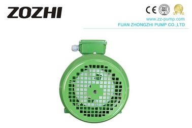 China Aluminum Case 3 Phase Asynchronous Motor 100% Copper Wire 1400rpm 0.75kw 2 Poles factory
