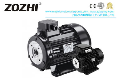 China Aluminum Housing Hollow Shaft Electric Motor 0.25-22kw For High Pressure Pump distributor