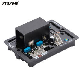 China Big Current 5KW Alternator Easy Spare Parts AVR R220 Voltage Regulator AC Three Phase factory