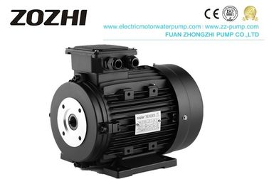 7kw Hollow Shaft Torque AC Motor 24mm Housing Aluminum HS112L-4 For Car Washer